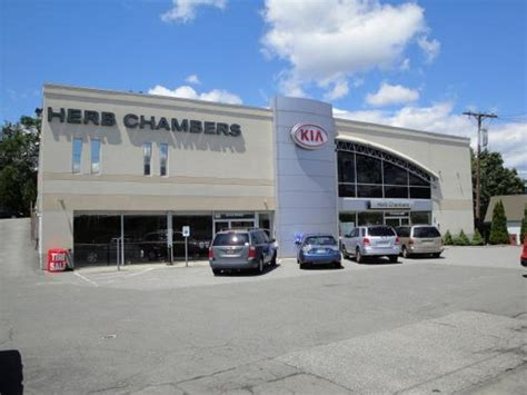 Massachusetts Kia Dealers Herb Chambers Kia Of Burlington Burlington Ma 01803 Car