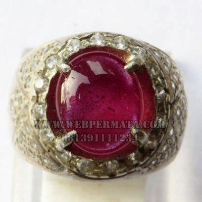 Batu Permata Ruby Pear Cut Big Size 17 best images about merah delima on auction