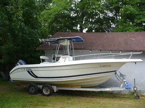 cobia boat manuals 1998 cobia 224 powerboat for sale in alabama