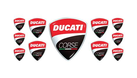 Ducati Sticker Logo by Chrysler Emblems And Decals Autos Post