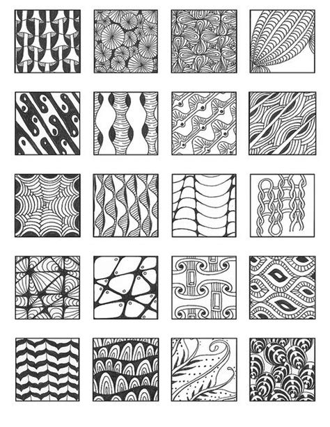 zentangle pattern sler 210 best images about etching on pinterest