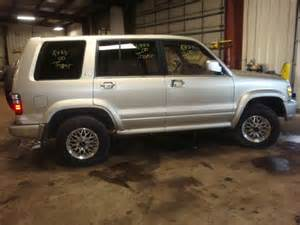 1998 Isuzu Trooper Parts 1998 Isuzu Trooper Transmission Transfer Assembly Mt Used Auto Parts Hollanderparts