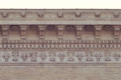 gesimse renaissance palazzo farnese cornice detail rome late renaissance