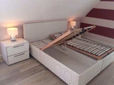 matratzen hochwertig bett polsterbett hochwertig 180x200 mit bettkasten und