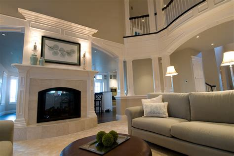 great room traditional family room portland by dc