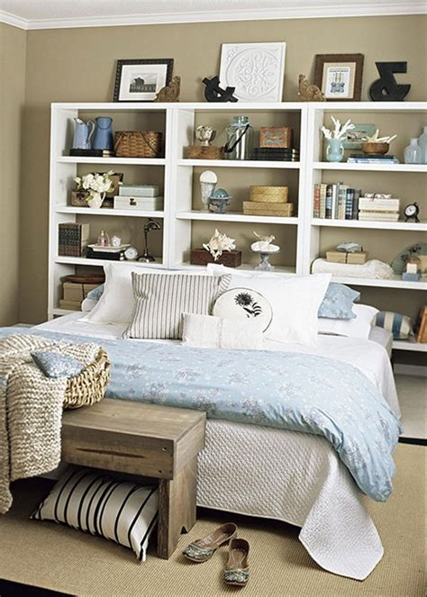 bedroom shelves 57 smart bedroom storage ideas digsdigs