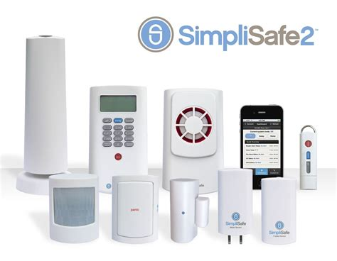 wireless home security systems simplisafe announces the simplisafe2 wireless home