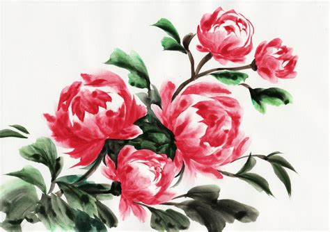 these designs for peony tattoos are anything but ordinary