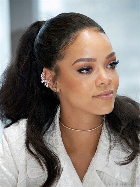 hairstyles hair 52 stylish haircuts of rihanna