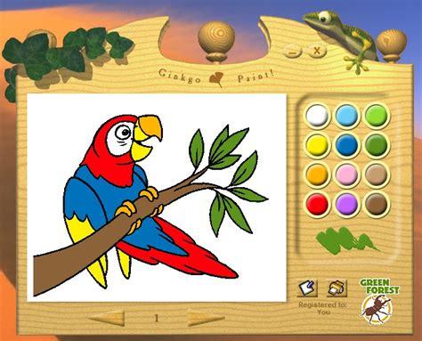 download film edukasi untuk anak download game belajar mewarnai untuk anak ginkgo paint