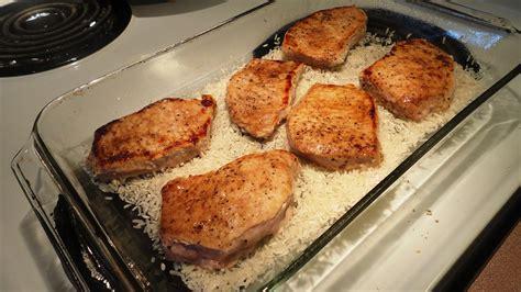 the recipe seeker baked pork chop cacciatore