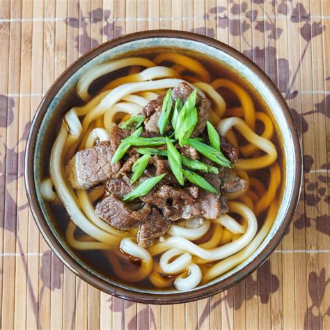 Japanese Heated Table by Niku Udon Japanese Meat Udon Tara S Multicultural Table