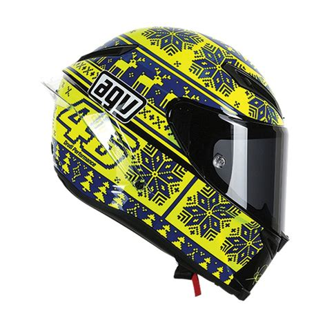 Vr46 Helm Aufkleber by Agv Corsa Valentino Winter Test 2015 Helmet