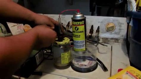 How Do I Clean A by How To Clean Fuel Injectors At Home