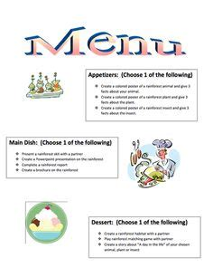 learning menu template 1000 images about science differentiation on