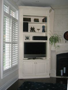 Bedroom Wall Unit Headboard 1000 Images About Corner Tv Cabinets On Pinterest