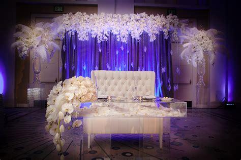 wedding design backdrop stage stage decor backdrops artquest flowers