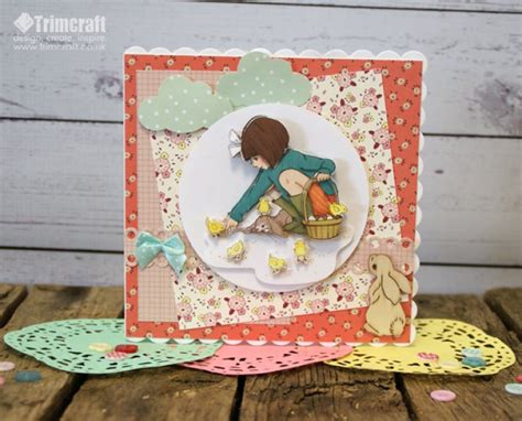 3d Decoupage Tutorial - and boo card tutorial with to the craft