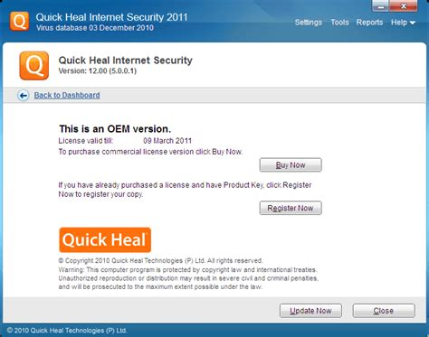 quick heal total security trial resetter 32 bit i have given link of 32 bit version which is mostly used
