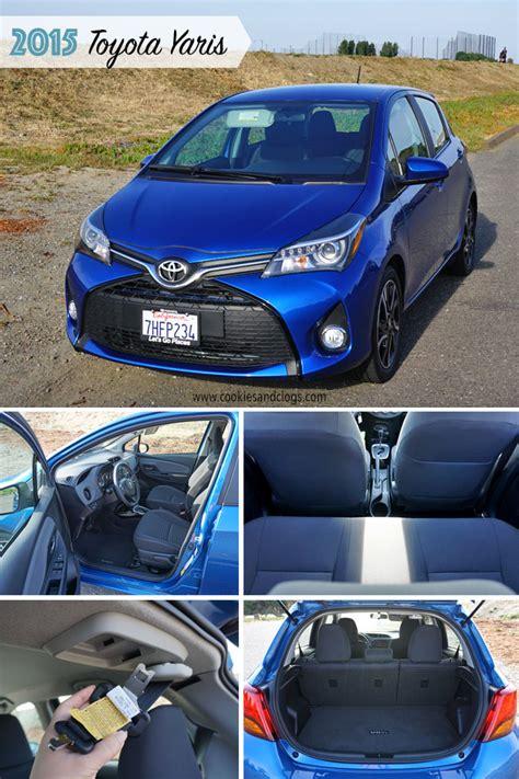 2015 Toyota Yaris Mpg 2015 Toyota Yaris The Compact Genre Proud