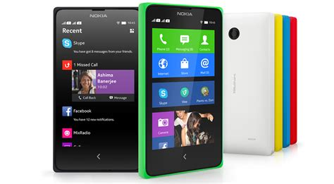 Microsoft X2 nokia android phones are official releases nokia x x and xl