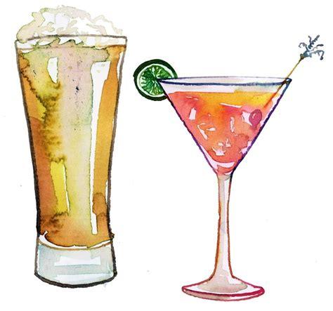 drinks for eat drink hahn illustration