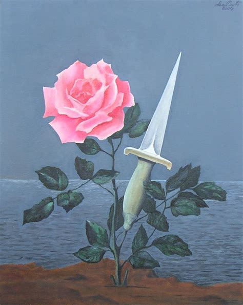 Images Of Flowers by Rene Magritte L Impero Delle Luci L Empire Des
