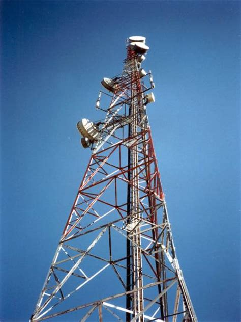 Antenna Tower Locations by Radio Tower Object Bomb