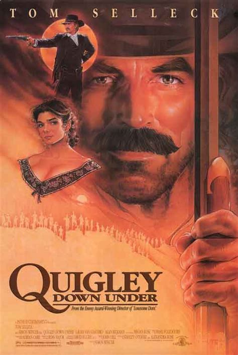 theme song quigley down under quigley down under movie posters at movie poster warehouse