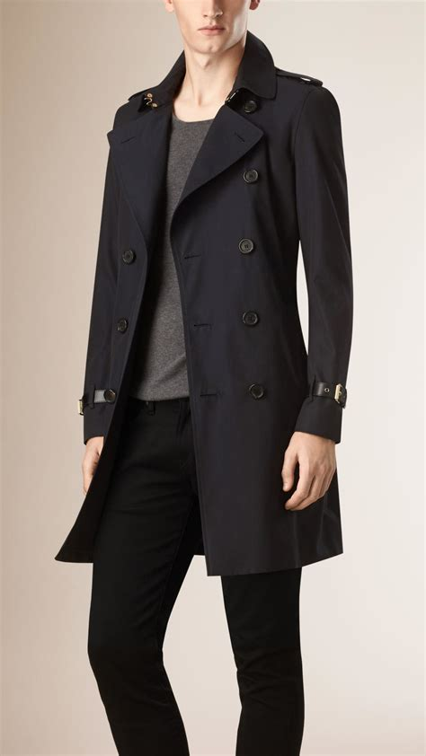Heritage By Burberry by Burberry The Sandringham Mid Length Heritage Trench Coat