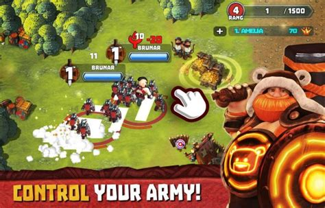 tiny heroes apk tiny armies battles apk v2 2 1 mod unlimited coins gems apkmodx
