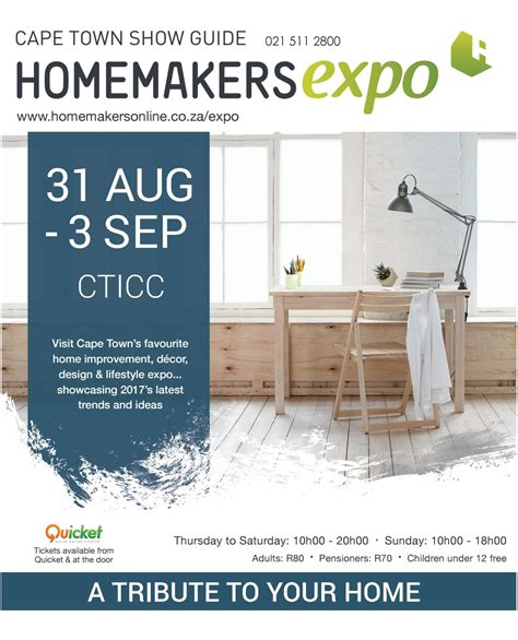 homemakers expo show guide 2017 by homemakers issuu
