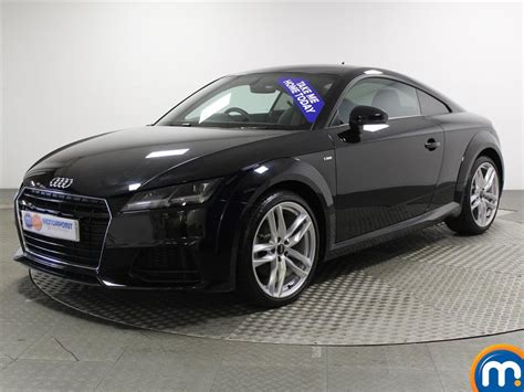 Audi Tt For Sale Uk by Used Audi Tt For Sale Second Hand Nearly New Audi Tt