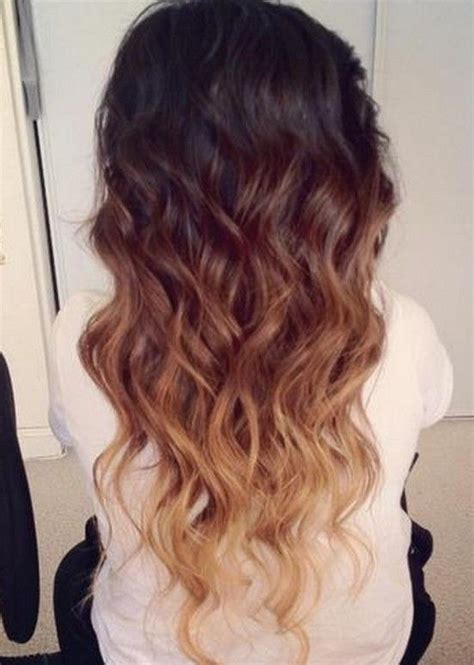 cute hairstyles dark brown hair 50 hottest ombre hair color ideas for 2018 ombre