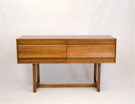 buffet table with drawers console buffet table with drawers paul laszlo for brown