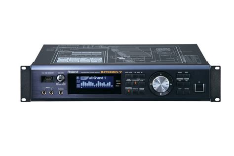 roland roland supernatural sound module rack