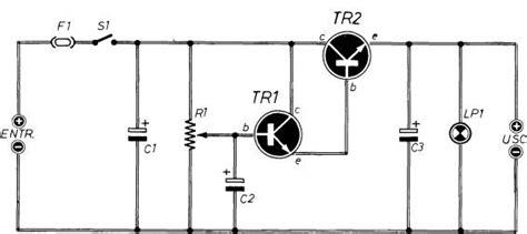 transistor 2n3055 in parallelo reostato elettronico 4