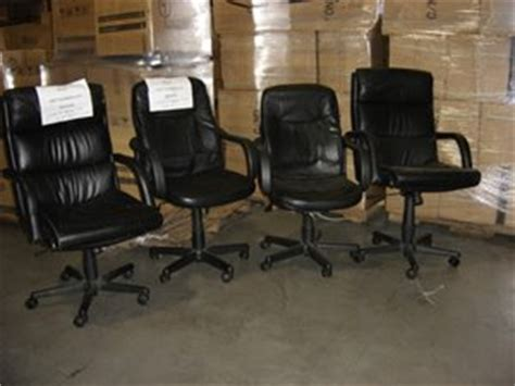 office chairs government auctions