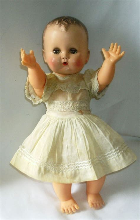 porcelain doll 1950 1950 s ideal betsy wetsy doll when i was a kid