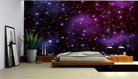 bikin kamar impian  cat tembok corak galaxy produk