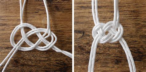 Make Macrame Knots - make a stunning macrame hanging vase