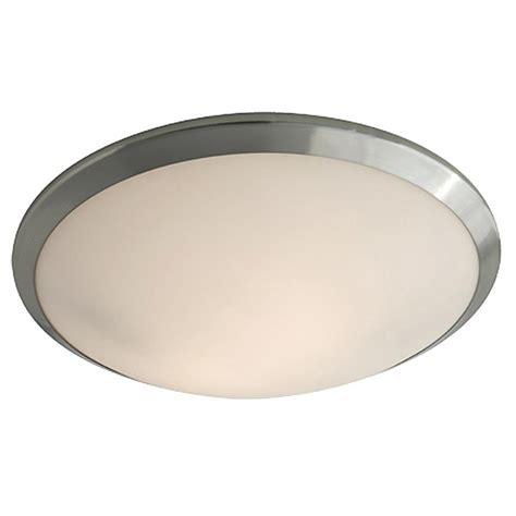 chrome flush mount light filament design deena 2 light chrome flushmount cli