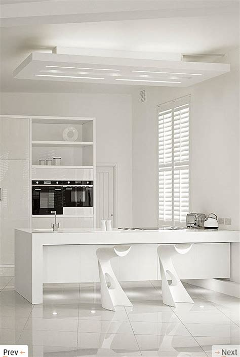 Kitchen Design Ideas Pinterest by White Interior Design