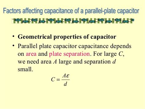 large parallel plate capacitor large parallel plate capacitor 28 images ppt energy storage elements capacitance and