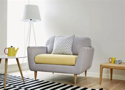 Lemon And Grey Living Room by 4 Modern Grey Colour Schemes For Living Rooms Eclectic Home