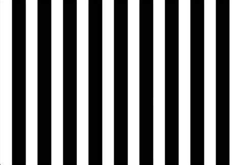 Custom Hitam Putih garis garis vertikal hitam putih dinding 7x5ft custom foto