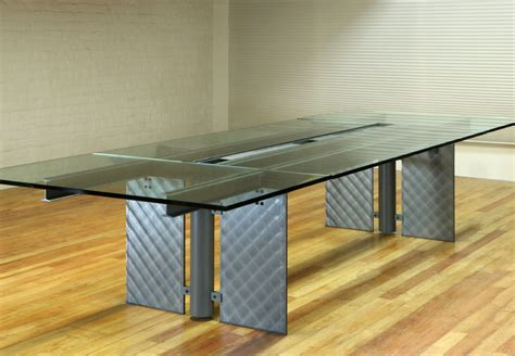 Industrial Conference Table Industrial Conference Tables Stoneline Designs
