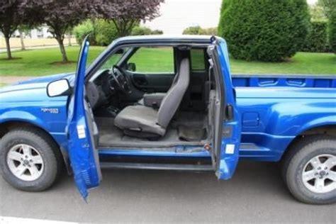buy used 2002 blue ford ranger xlt, v6, 4x4,super cab