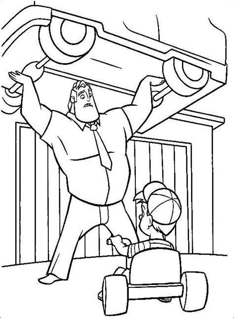incredibles coloring pages pdf incredibles coloring pages best coloring pages for kids