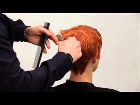 toni guy haircuts youtube full length pixie haircut tutorial ariel cut from the